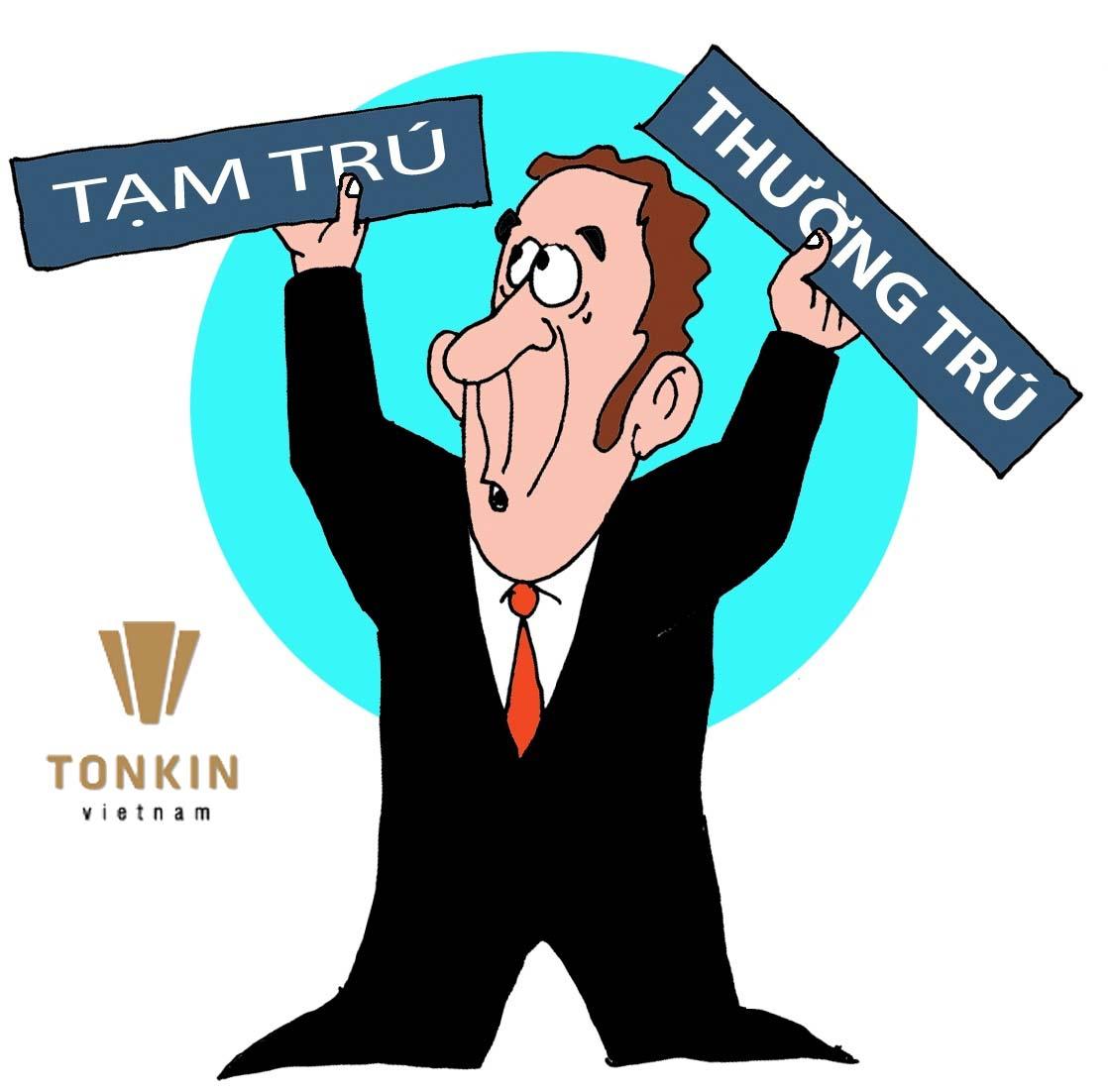 Ho so xin sua lai thong tin tren the tam tru tai Hai Phong